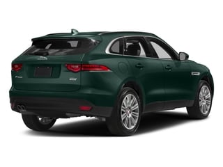 British Racing Green Metallic 2017 Jaguar F-PACE Pictures F-PACE Utility 4D 20d Premium AWD I4 T-Dsl photos rear view