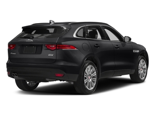 Ebony 2017 Jaguar F-PACE Pictures F-PACE 20d AWD photos rear view