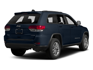 True Blue Pearlcoat 2017 Jeep Grand Cherokee Pictures Grand Cherokee Utility 4D Laredo 4WD photos rear view