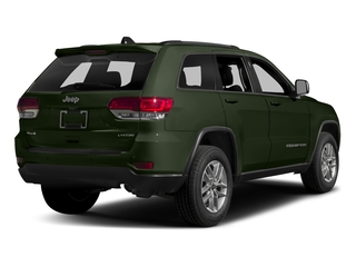 Recon Green Clearcoat 2017 Jeep Grand Cherokee Pictures Grand Cherokee 75th Anniversary Edition 4x2 *Ltd Avail* photos rear view