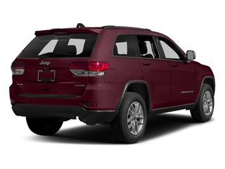 Velvet Red Pearlcoat 2017 Jeep Grand Cherokee Pictures Grand Cherokee Utility 4D Laredo 4WD photos rear view