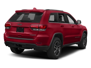 Redline 2 Coat Pearl 2017 Jeep Grand Cherokee Pictures Grand Cherokee Utility 4D Trailhawk 4WD photos rear view