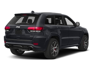Rhino Clearcoat 2017 Jeep Grand Cherokee Pictures Grand Cherokee SRT 4x4 photos rear view