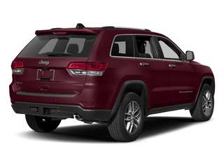 Velvet Red Pearlcoat 2017 Jeep Grand Cherokee Pictures Grand Cherokee Utility 4D Limited 4WD T-Dsl photos rear view