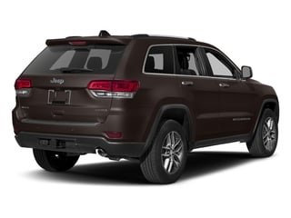 Luxury Brown Pearlcoat 2017 Jeep Grand Cherokee Pictures Grand Cherokee Utility 4D Limited 2WD T-Dsl photos rear view