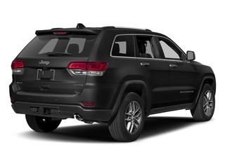 Diamond Black Crystal Pearlcoat 2017 Jeep Grand Cherokee Pictures Grand Cherokee Utility 4D Limited 2WD T-Dsl photos rear view
