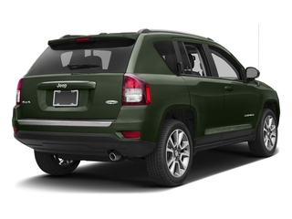 Recon Green Clearcoat 2017 Jeep Compass Pictures Compass 75th Anniversary Edition FWD *Ltd Avail* photos rear view