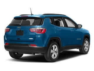 Laser Blue Pearlcoat 2017 Jeep Compass Pictures Compass Sport 4x4 photos rear view