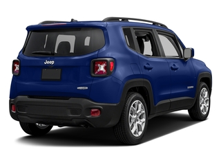 Jetset Blue 2017 Jeep Renegade Pictures Renegade Altitude 4x4 photos rear view