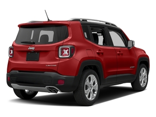 Colorado Red 2017 Jeep Renegade Pictures Renegade Utility 4D Limited 2WD photos rear view