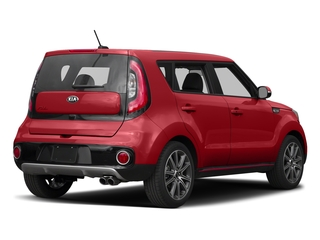 Inferno Red 2017 Kia Soul Pictures Soul ! Auto photos rear view