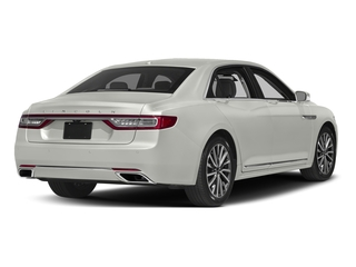 White Platinum Tri-Coat 2017 Lincoln Continental Pictures Continental Sedan 4D Black Label AWD V6 Turbo photos rear view