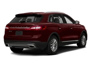 Burgundy Velvet Metallic Tinted Clearcoat 2017 Lincoln MKX Pictures MKX Util 4D Premiere EcoBoost AWD V6 photos rear view