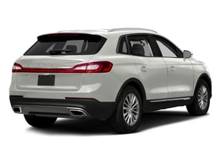 White Platinum Metallic Tri-Coat 2017 Lincoln MKX Pictures MKX Util 4D Reserve EcoBoost 2WD V6 photos rear view
