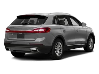 Ingot Silver Metallic 2017 Lincoln MKX Pictures MKX Util 4D Reserve EcoBoost 2WD V6 photos rear view