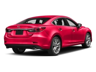 Soul Red Metallic 2017 Mazda Mazda6 Pictures Mazda6 Sedan 4D Touring I4 photos rear view