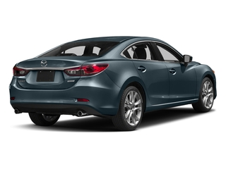 Blue Reflex Mica 2017 Mazda Mazda6 Pictures Mazda6 Sedan 4D Touring I4 photos rear view