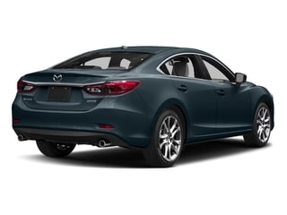 Blue Reflex Mica 2017 Mazda Mazda6 Pictures Mazda6 Sedan 4D GT Premium I4 photos rear view