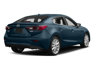 Deep Crystal Blue Mica 2017 Mazda Mazda3 4-Door Pictures Mazda3 4-Door Sedan 4D Grand Touring photos rear view