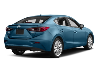 Eternal Blue Mica 2017 Mazda Mazda3 4-Door Pictures Mazda3 4-Door Sedan 4D Grand Touring photos rear view