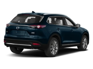 Deep Crystal Blue Mica 2017 Mazda CX-9 Pictures CX-9 Grand Touring AWD photos rear view