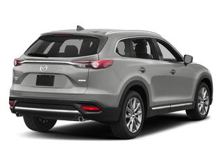 Sonic Silver Metallic 2017 Mazda CX-9 Pictures CX-9 Utility 4D Signature AWD I4 photos rear view