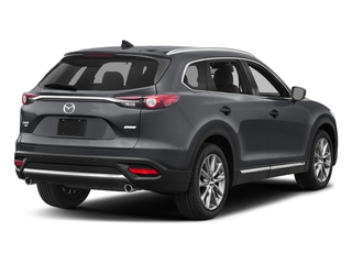 Machine Gray Metallic 2017 Mazda CX-9 Pictures CX-9 Utility 4D Signature AWD I4 photos rear view
