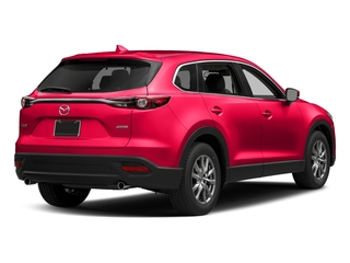 Soul Red Metallic 2017 Mazda CX-9 Pictures CX-9 Utility 4D Touring 2WD I4 photos rear view