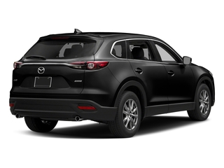 Jet Black Mica 2017 Mazda CX-9 Pictures CX-9 Utility 4D Touring 2WD I4 photos rear view
