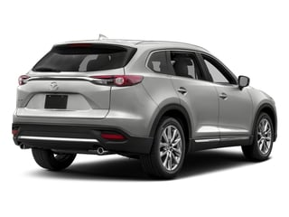 Sonic Silver Metallic 2017 Mazda CX-9 Pictures CX-9 Utility 4D GT 2WD I4 photos rear view