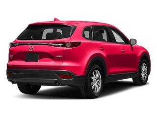Soul Red Metallic 2017 Mazda CX-9 Pictures CX-9 Touring AWD photos rear view