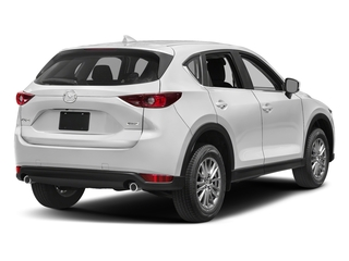 Snowflake White Pearl Mica 2017 Mazda CX-5 Pictures CX-5 Utility 4D Sport 2WD I4 photos rear view