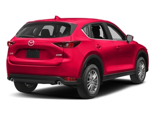 Soul Red Crystal Metallic 2017 Mazda CX-5 Pictures CX-5 Utility 4D Sport 2WD I4 photos rear view