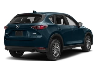 Deep Crystal Blue Mica 2017 Mazda CX-5 Pictures CX-5 Utility 4D Touring 2WD I4 photos rear view