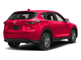 Soul Red Crystal Metallic 2017 Mazda CX-5 Pictures CX-5 Utility 4D Touring 2WD I4 photos rear view