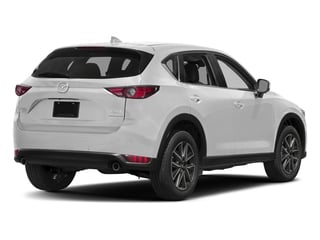 Snowflake White Pearl Mica 2017 Mazda CX-5 Pictures CX-5 Utility 4D GT AWD I4 photos rear view