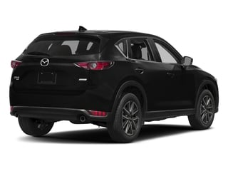 Jet Black Mica 2017 Mazda CX-5 Pictures CX-5 Utility 4D GT AWD I4 photos rear view