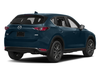 Deep Crystal Blue Mica 2017 Mazda CX-5 Pictures CX-5 Utility 4D GT AWD I4 photos rear view