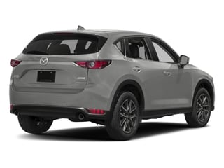 Sonic Silver Metallic 2017 Mazda CX-5 Pictures CX-5 Utility 4D GT AWD I4 photos rear view
