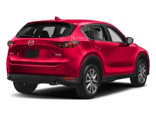 Soul Red Crystal Metallic 2017 Mazda CX-5 Pictures CX-5 Grand Touring FWD photos rear view