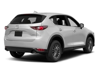 Snowflake White Pearl Mica 2017 Mazda CX-5 Pictures CX-5 Utility 4D Touring AWD I4 photos rear view