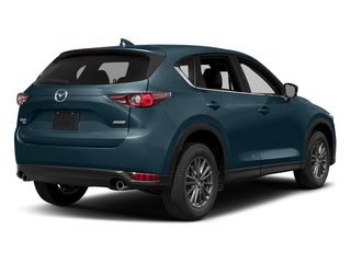 Deep Crystal Blue Mica 2017 Mazda CX-5 Pictures CX-5 Utility 4D Touring AWD I4 photos rear view