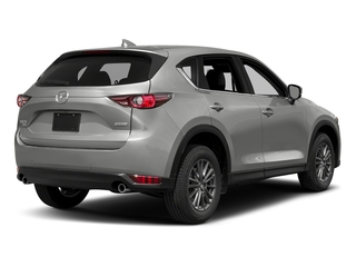 Sonic Silver Metallic 2017 Mazda CX-5 Pictures CX-5 Utility 4D Touring AWD I4 photos rear view