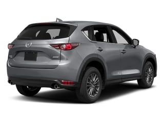 Machine Gray Metallic 2017 Mazda CX-5 Pictures CX-5 Utility 4D Touring AWD I4 photos rear view