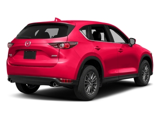Soul Red Crystal Metallic 2017 Mazda CX-5 Pictures CX-5 Utility 4D Touring AWD I4 photos rear view