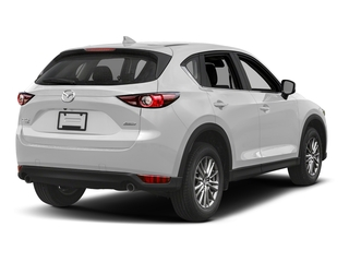 Snowflake White Pearl Mica 2017 Mazda CX-5 Pictures CX-5 Utility 4D Sport AWD I4 photos rear view