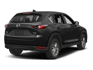 Jet Black Mica 2017 Mazda CX-5 Pictures CX-5 Utility 4D Sport AWD I4 photos rear view
