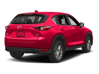 Soul Red Crystal Metallic 2017 Mazda CX-5 Pictures CX-5 Utility 4D Sport AWD I4 photos rear view
