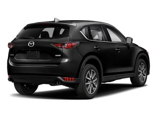 Jet Black Mica 2017 Mazda CX-5 Pictures CX-5 Utility 4D Grand Select 2WD photos rear view