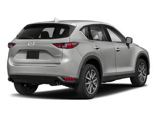 Sonic Silver Metallic 2017 Mazda CX-5 Pictures CX-5 Utility 4D Grand Select 2WD photos rear view